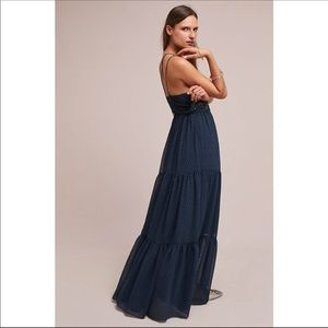 Anthropologie Gown